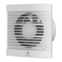 Вентилятор вытяжной Electrolux Basic EAFB-150TH с таймером и гигростатом