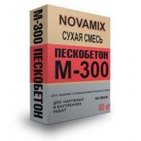 Пескобетон Novamix М-300 50 кг