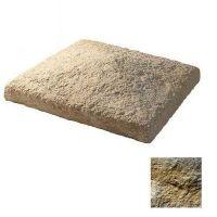 Плита накрывочная из искусственного камня White Hills 790-80 четырехскатная серо-желтая