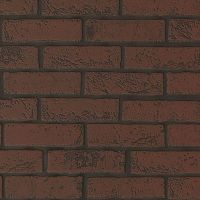 Стеновая панель МДФ Albico Кирпич темно-красный 2200х930 мм
