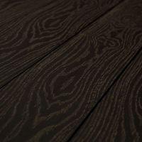 Доска террасная Savewood Fagus двухсторонняя темно-коричневая 4 м