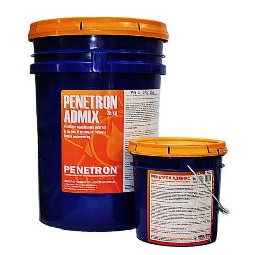 Гидроизоляционная добавка в бетон Пенетрон Адмикс 25 кг