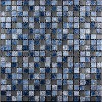 Мозаика из стекла, мрамора и агломерата Natural Inka BDA-1524