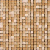 Мозаика из стекла и мрамора Natural Pastel PST-001