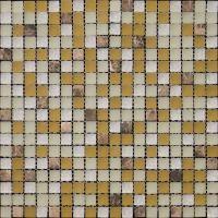 Мозаика из стекла и мрамора Natural Pastel PST-003