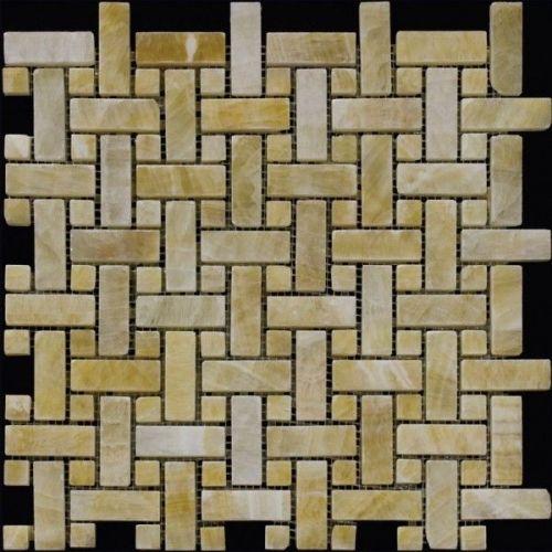 Мозаика из оникса Natural Kelt M073-CP