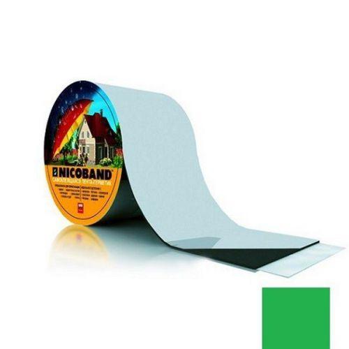 Лента герметизирующая Nicoband зеленая 150x3000 мм