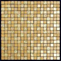 Мозаика из стекла, мрамора и агломерата Natural Inka BDA-1502