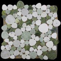 Мозаика из мрамора Natural Paladium HB-003P
