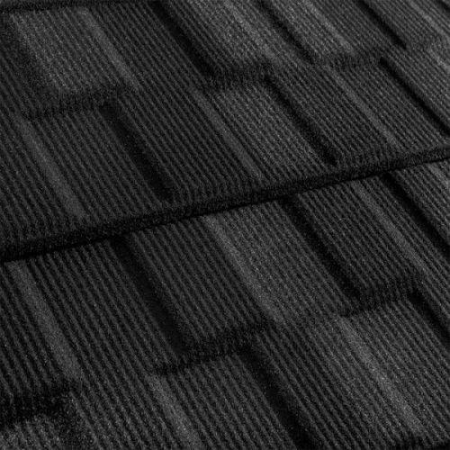 Черепица композитная Metrotile Metroviksen черная