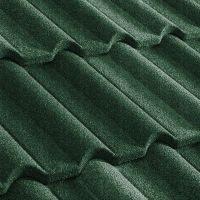 Черепица композитная Metrotile Gallo зеленая