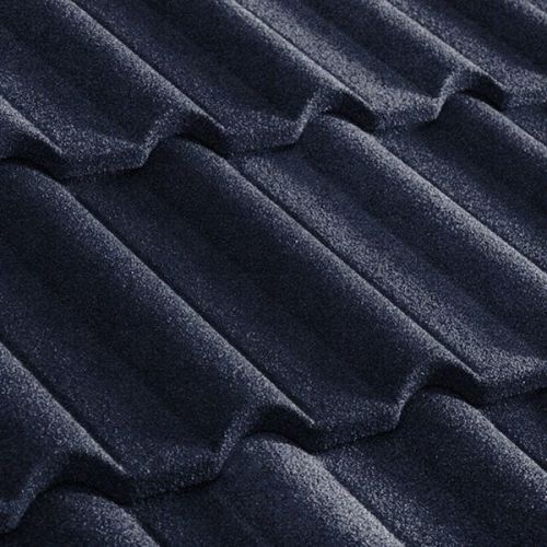 Черепица композитная Metrotile Gallo темно-синяя