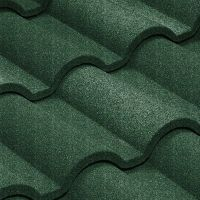 Черепица композитная Metrotile Romana зеленая