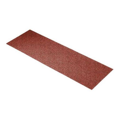Плоский лист Metrotile красный
