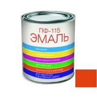Эмаль ПФ-115 Colorist 20кг красная