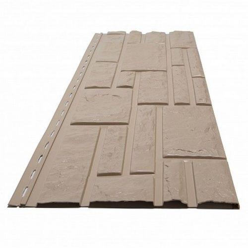 Панель фасадная Доломит Rockvin Орех 3000х260 мм