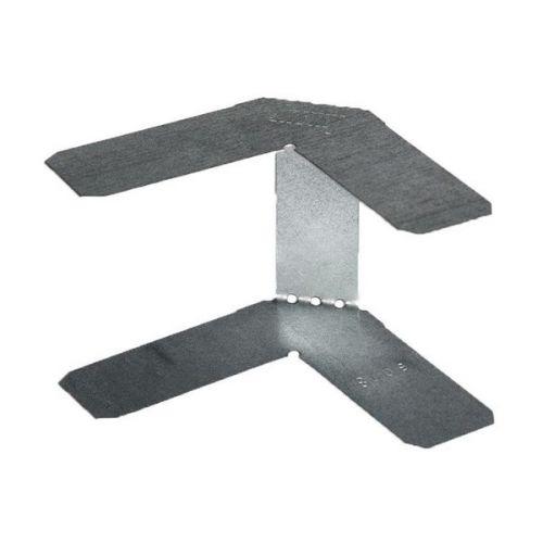 Соединитель угловой Knauf 90° для профиля CD 60х27 81х81х58 мм