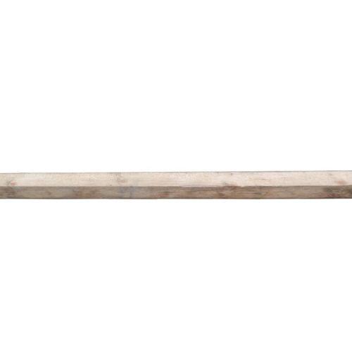 Брус обрезной из хвои естественной влажности 3000х50х50 мм сорт 4