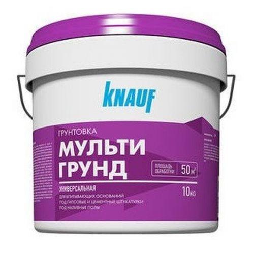 Грунтовка универсальная Knauf Мультигрунд 5 кг