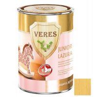 Пропитка для древесины Veres Junior Lazura №6 Пшеничная 0,25 л
