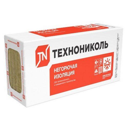 Базальтовая вата Технониколь Техновент Стандарт 1200х600х100 мм 4 штуки в упаковке