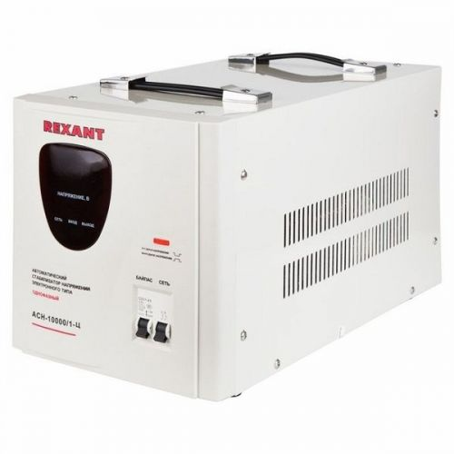 Стабилизатор напряжения Rexant АСН-10000/1-Ц