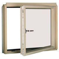 Окно карнизное Fakro BDR L3 Профи левое открывание 940х950 мм