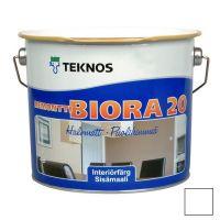 Краска Teknos Biora 20 Remonttimaali РМ3 9 л