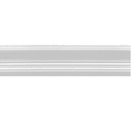 Бордюр керамический Kerama MarazziВиктория Багет белый ВLB012 50х200 мм