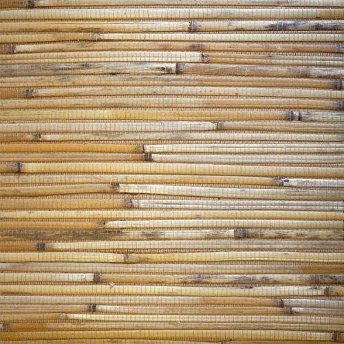 Обои натуральные Дизайн Тропик покрытие Бамбук-тростник C-1038L
