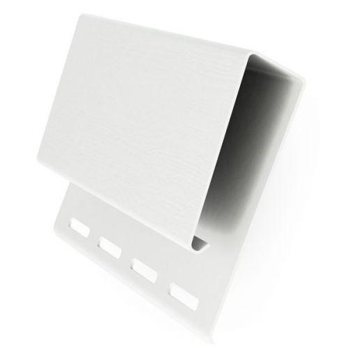 Наличник J-профиль широкий Grand Line белый 3100 мм