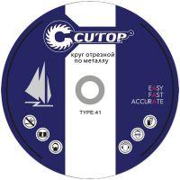 Круг отрезной по металлу Cutop 15018 Т41-150х1,8х22,2