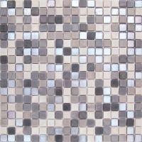 Мозаика из стекла для бассейна Alma Mix 15 мм 02/Charon