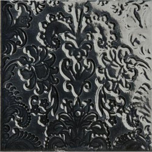 Керамическая плитка Elios Capri Classic Nero 15х15 см