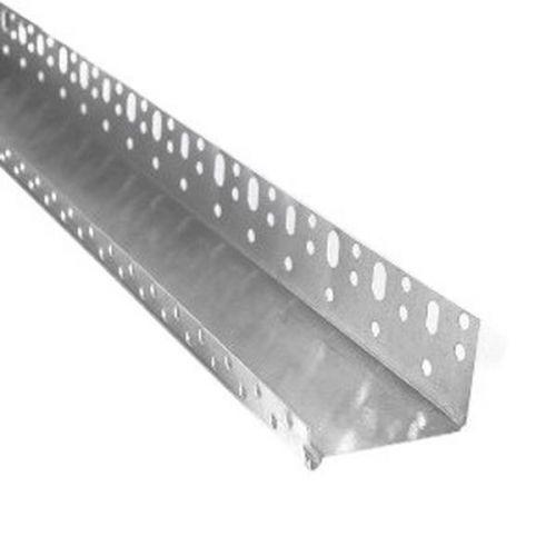 Профиль алюминиевый цокольный для утеплителя 100 мм