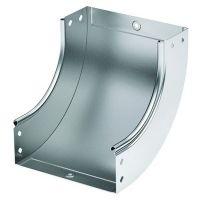 Угол для лотка вертикальный внутренний 90 градусов CS90 400х80 ДКС 36686