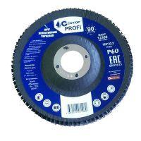 Круг лепестковый торцевой Cutop Profi 70-125120 P120 125х22,2 мм