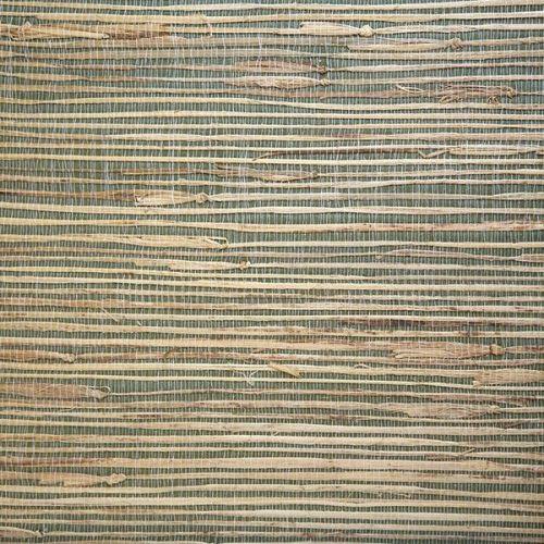 Обои натуральные Дизайн Тропик покрытие Трава-камыш D-3013L