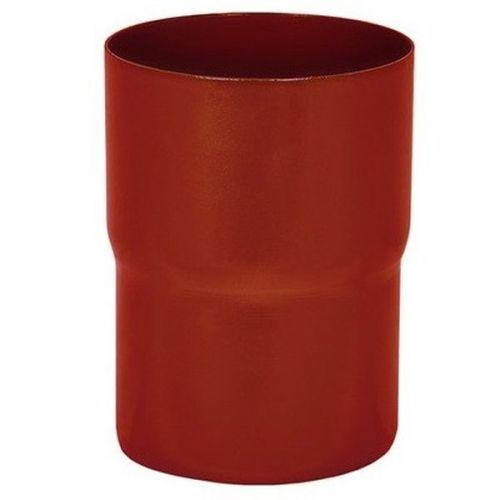 Соединитель трубы Aquasystem D125/90 мм RR 29 красный