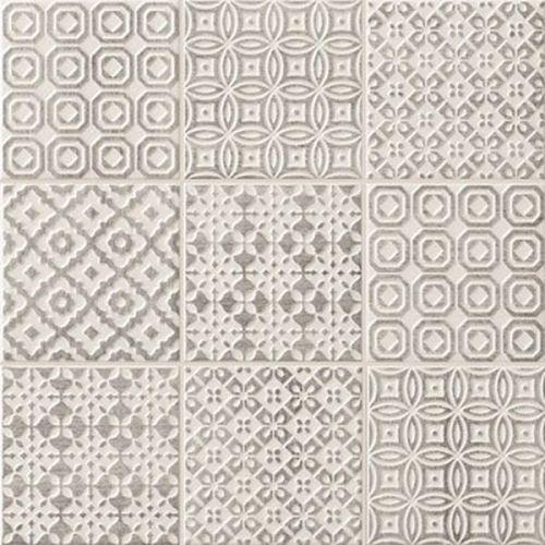 Керамическая плитка Bayker Batik Deco Peltro 10х10 см