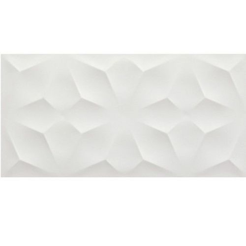 Плитка керамическая Atlas Concorde 3D Wall Design Diamond White Matt 800х400 мм