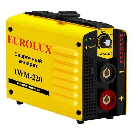Инвертор сварочный Eurolux IWM220