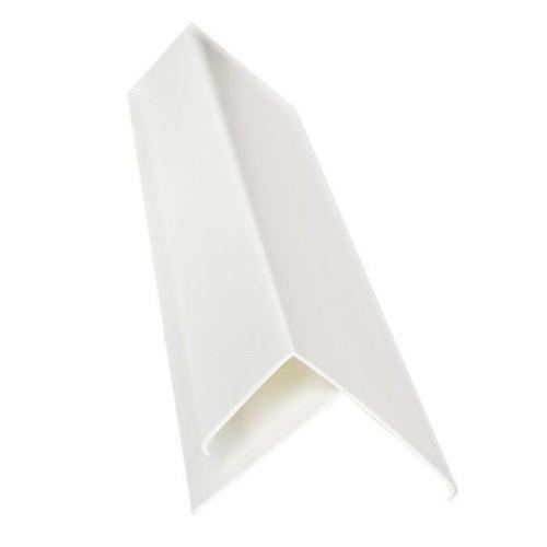 F-профиль СВ-Пласт для ПВХ панелей 3000 мм