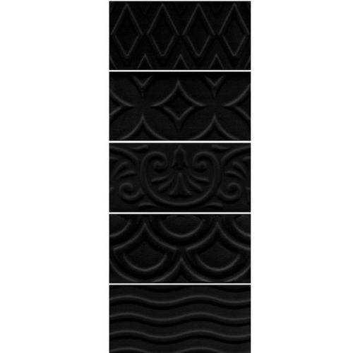 Плитка керамическая Kerama Marazzi Авеллино 16016 mix структура 150х74 мм