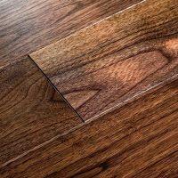 Массивная доска Parketoff Экзотика Орех Американский Натуральный селект 310-1620х127х18 мм