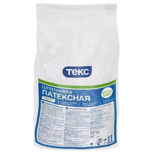 Шпатлевка латексная полиэтиленовая Текс Профи 15 кг