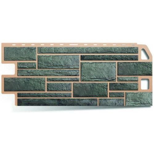 Панель фасадная Альта Профиль Камень серый 1140х480 мм