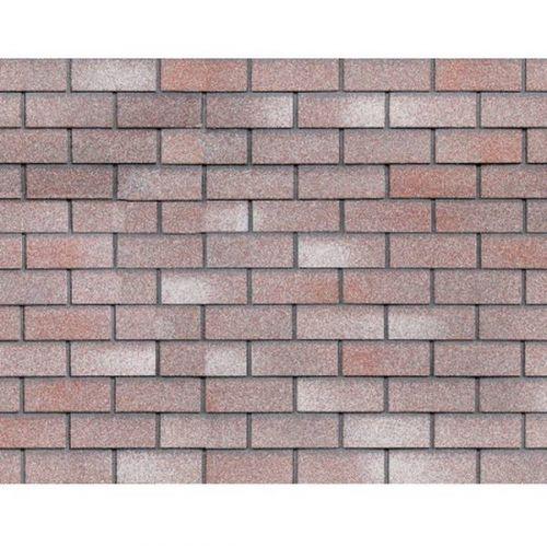 Плитка фасадная Технониколь Hauberk Мраморный кирпич 1000х250х3,3 мм