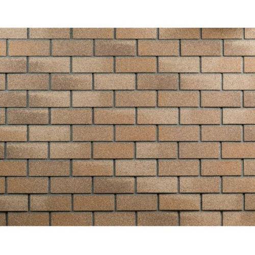 Плитка фасадная Технониколь Hauberk Песчаный кирпич 1000х250х3,3 мм