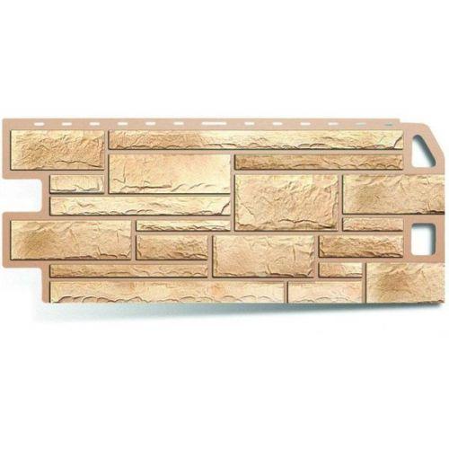 Панель фасадная Альта Профиль Камень Песчаник 1140х480 мм
